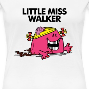 Little Miss Walker - Women's Premium T-Shirt