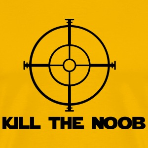 kill the noob T-Shirts - Men's Premium T-Shirt