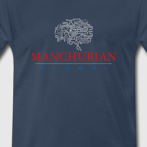 The Manchurian Candidate - 'Manchurian Global' - Men's Premium T-Shirt