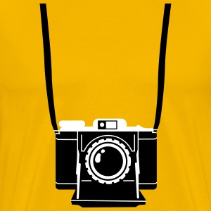 photo camera T-Shirts - Men's Premium T-Shirt