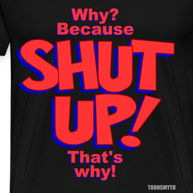 Toonsmyth SHUT UP