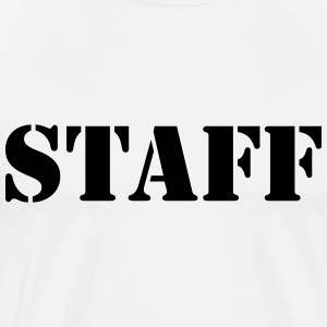 staff T-Shirts - Men's Premium T-Shirt