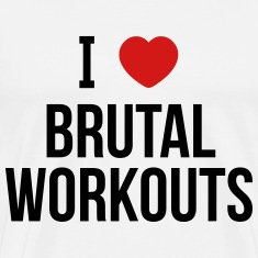 brutal workouts T-Shirts
