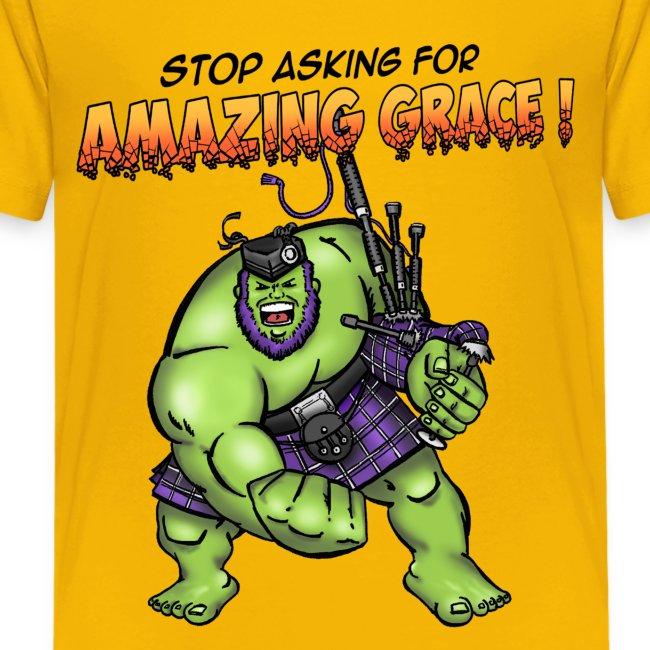 Stop Asking ! Kidz