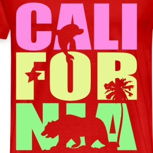 California Golden State Bear T-Shirts - Men's Premium T-Shirt