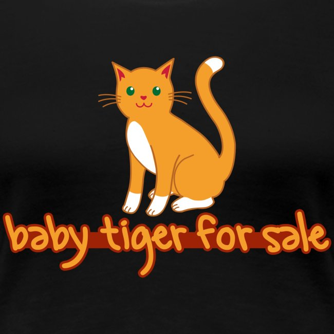 Baby Tiger For Sale