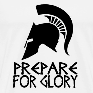 Sparta Prepare For Glory - Men's Premium T-Shirt