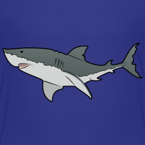 Great White Shark - Ocean - Sea Kids' Shirts - Kids' Premium T-Shirt