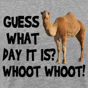 Hump Day Camel T-shirt - Men's Premium T-Shirt