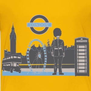 London with Love Kids' Shirts - Kids' Premium T-Shirt