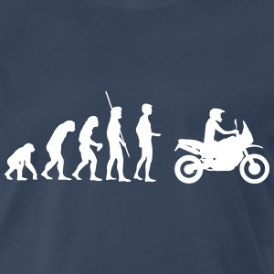 Evolution Enduro Adventure Shirt - Men's Premium T-Shirt