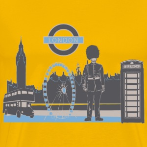 London with Love T-Shirts - Men's Premium T-Shirt