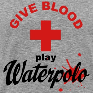 waterpolo T-Shirts - Men's Premium T-Shirt