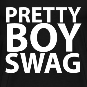 pretty_boy_swag - Men's Premium T-Shirt