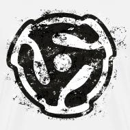 Design ~ 45 R.P.M. T-Shirt (Men/White)