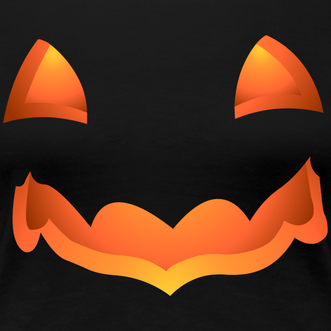 Jack-o-lantern Halloween Shirt Women's Pumpkin Shirts