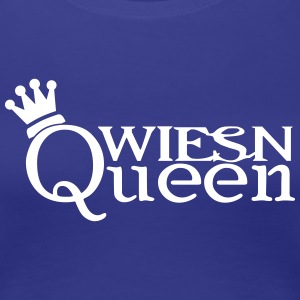 Wiesn Queen Women's T-Shirts - Women's Premium T-Shirt