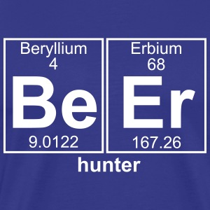 Be-Er (beer) - Full T-Shirts - Men's Premium T-Shirt