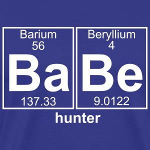Ba-Be (babe) - Full T-Shirts - Men's Premium T-Shirt