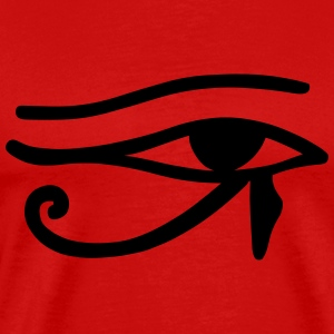 Egyptian Eye of Horus T-Shirts - Men's Premium T-Shirt