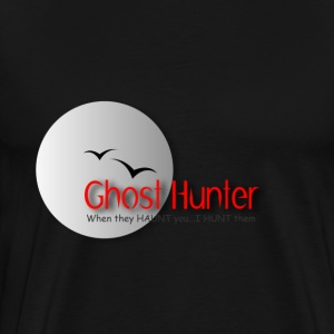 Ghost Hunter T-Shirts - Men's Premium T-Shirt