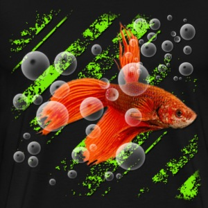 Gold fish - Men's Premium T-Shirt