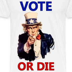 Vote or Die - Men's Premium T-Shirt