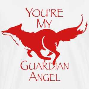 Guardian Angel T-Shirts - Men's Premium T-Shirt