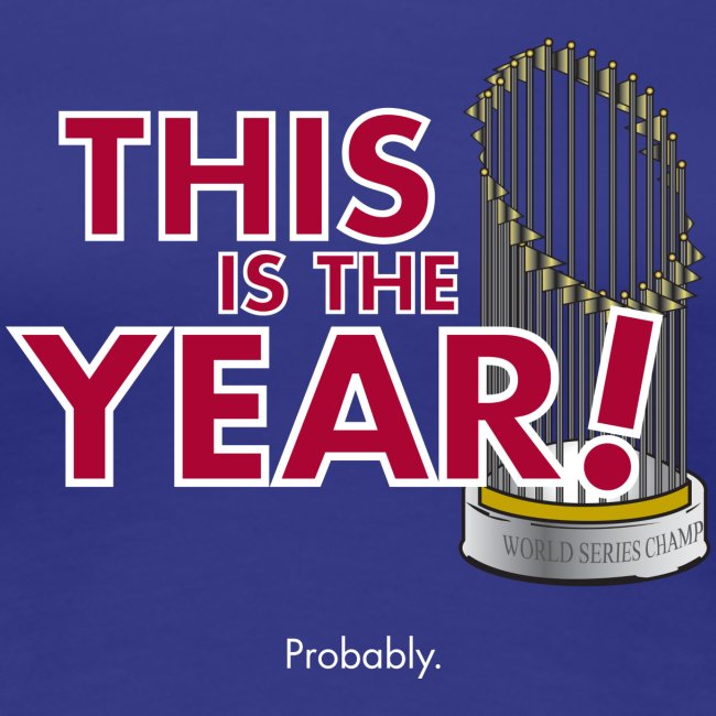 This is the YEAR! Probably.