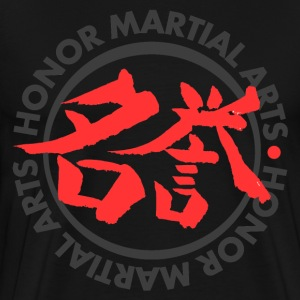 Honor Martial Arts - Men's Premium T-Shirt