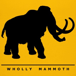 Prehistoric Giants: Wholly Mammoth Kids' Shirts - Kids' Premium T-Shirt