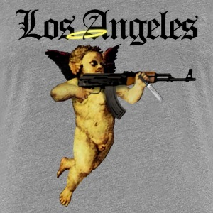 LOS ANGELES - Women's Premium T-Shirt