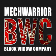 Design ~ Big Ass BWC MWO Launch Event Tee