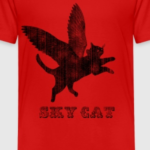 Sky Cat - Toddler Premium T-Shirt