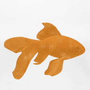 Fancy Orange Goldfish - Women's Premium T-Shirt