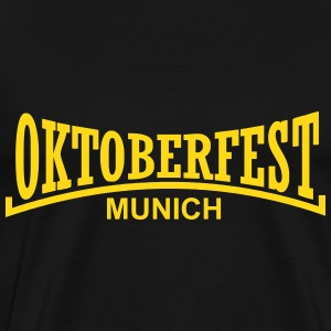 oktoberfest munich sex T-Shirts - Men's Premium T-Shirt