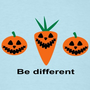 pumpkin and carot T-Shirts - Men's T-Shirt
