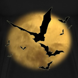 Bats in the Evening T-Shirts - Men's Premium T-Shirt