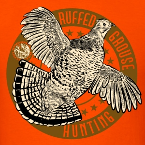 ruffed_grouse T-Shirts - Men's T-Shirt