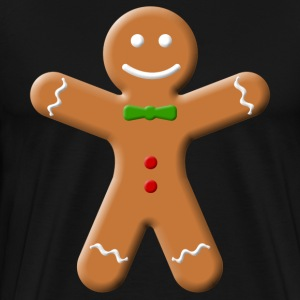 Gingerbread Shirt - Men's Premium T-Shirt