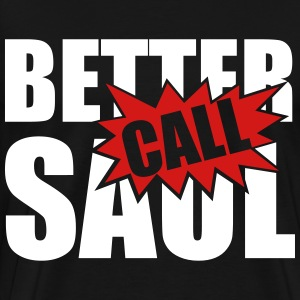 Better Call Saul T-Shirts - Men's Premium T-Shirt