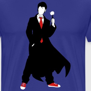tenth_doctor T-Shirts - Men's Premium T-Shirt