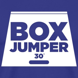 Box Jumper - Men's Premium T-Shirt