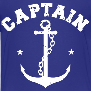 CAPTAIN ANCHOR Kids' Shirts - Kids' Premium T-Shirt
