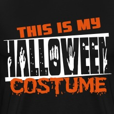 This is my halloween costume T-Shirts