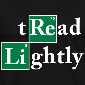 Tread Lightly T-Shirts - Men's Premium T-Shirt