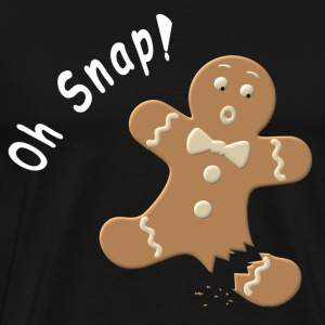 Oh Snap T-Shirts - Men's Premium T-Shirt