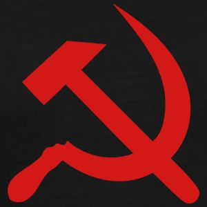 hammer - sickle T-Shirts - Men's Premium T-Shirt