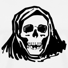 Death / The Grim Reaper T-Shirts