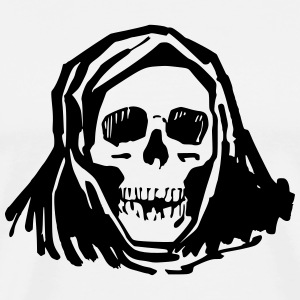 Death / The Grim Reaper T-Shirts - Men's Premium T-Shirt
